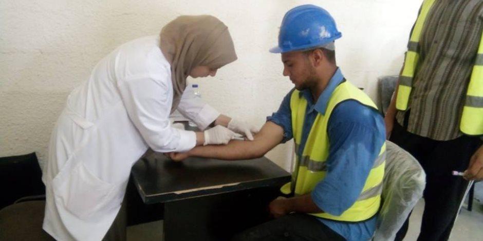 ضمن مبادرة 100 مليون صحة.. «الفيروسات الكبدية» تنتهي من فحص 8 ملايين مريض