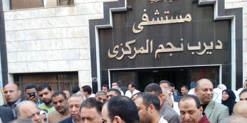 3 سيناريوهات أمام النواب لمواجهة «كارثة» مستشفى ديرب نجم