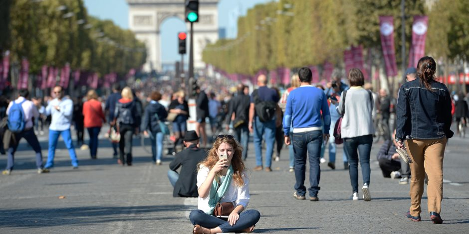 لمواجهة ارتفاع نسبة تلوث الهواء.. يوم بلا سيارات في باريس وبروكسيل