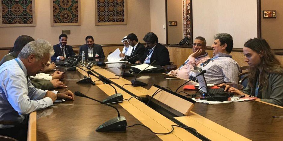 ندوات جنيف تفضح النظام القطري.. كيف فضح الحقوقيون أكاذيب الدوحة ودعم المليشيات؟