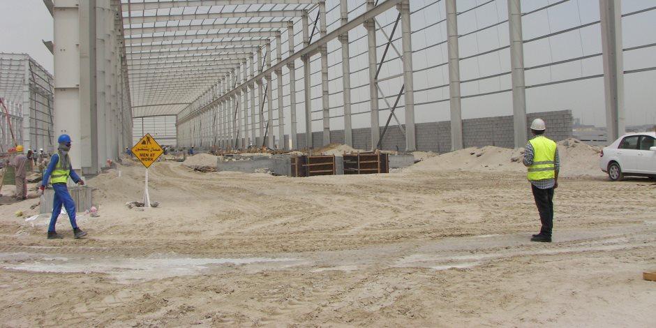 مساحته 189 ألف متر مربع.. تعرف على المجمع الصناعب جديد المقرر إنشاءه في الغردقة
