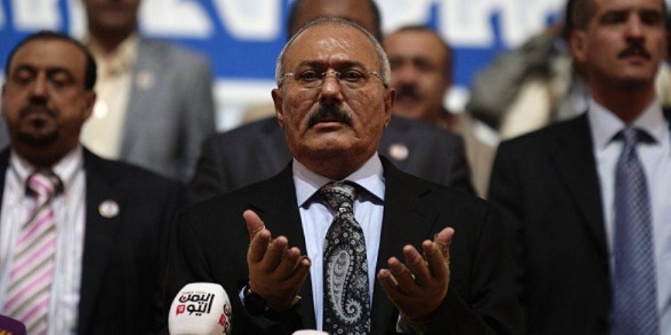 التحالف يفشل «آلاعيب الحوثيون».. مستشار الرئيس اليمني يكشف شرط الإفراج عن أبناء صالح