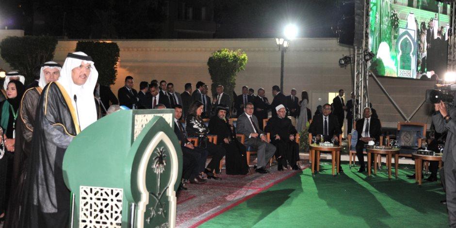 بحضور «عبد العال» و«مدبولي» اليوم الوطني للمملكة.. سفير السعودية: هذه تفاصيل رؤية الرياض 2030