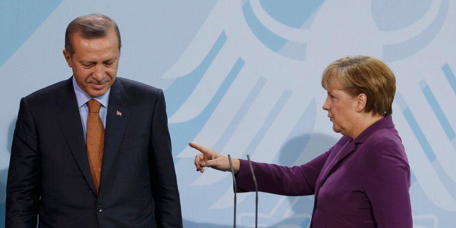 فضيحة لأردوغان تزامنا مع زيارته لبرلين.. هكذا تتجسس تركيا على ألمانيا