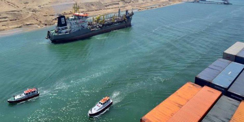 قناة السويس وضعت مصر على مبادرة الحزام والطريق.. ماذا قال «مميش»؟