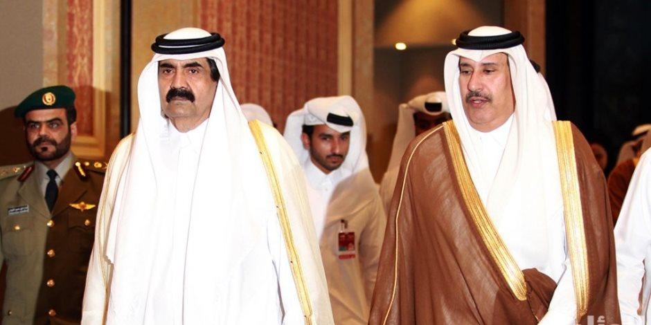 صفعة جديدة على وجه تميم.. هكذا رفضت العراق انضمام الحمدين لـ«التحالف الخماسي»