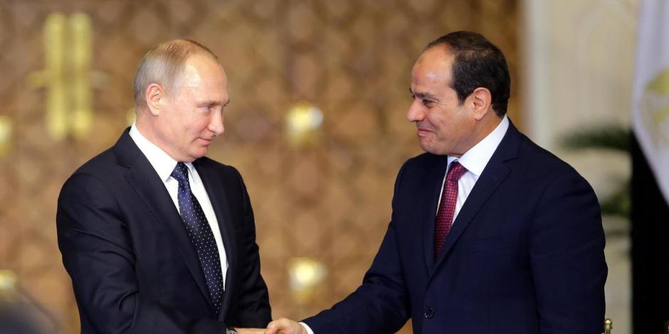 علاقات تقوى تباعا.. 7 مليار دولار حجم التبادل التجاري بين مصر والاتحاد الاقتصادي الأوراسي