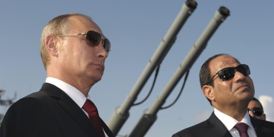 السيسي في روسيا.. نواب وسياسيون: الاقتصاد يعلو فوق كل شيء