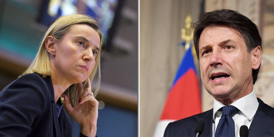 «إي يكست إيطالي» مُحتمل يثير ذعر الاتحاد الأوروبي.. هل تسير روما على خطى لندن؟