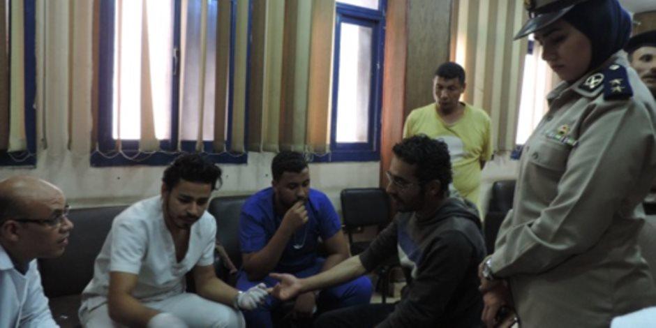 مصر خالية من فيروس سي.. تعرف على جهود الداخلية لتطهير السجون من المرض اللعين