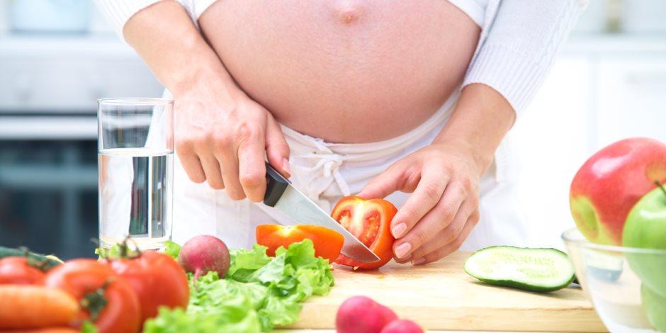 بلاش نظام غذائى وقت الحمل.. علشان تكوني رشيقة اتبعي تلك الخطوات