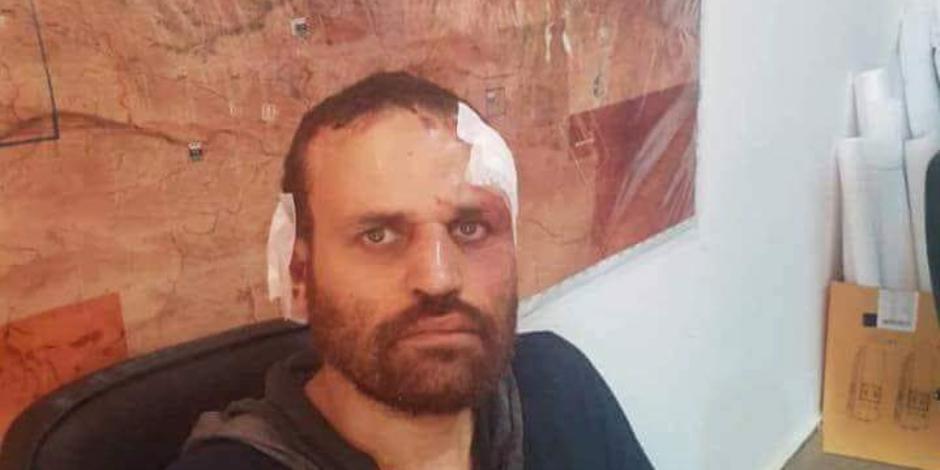 عشماوي في قبضة العدالة.. أول فيديو للقبض على إرهابي القاعدة و«شورى درنة»