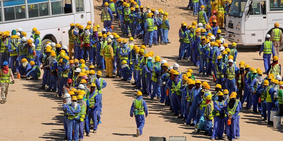 مونديال قطر 2022.. كيف رقصت إمارة الإرهاب على دماء العمال؟ رحلة 300 معذب