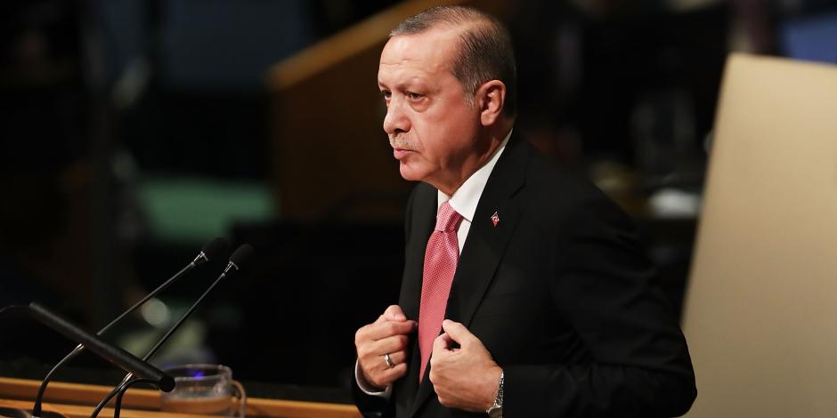 بوثائق منتهية الصلاحية.. أردوغان يسعى لاقتطاع جزء من العراق