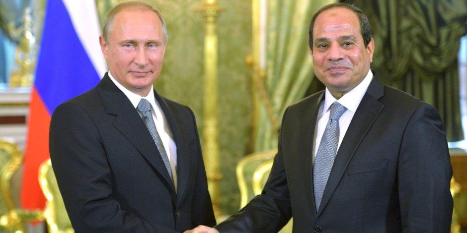 الملفات الاقتصادية أهمها.. ماذا تحمل أجندة السيسي فى زيارته المقبلة إلى روسيا؟