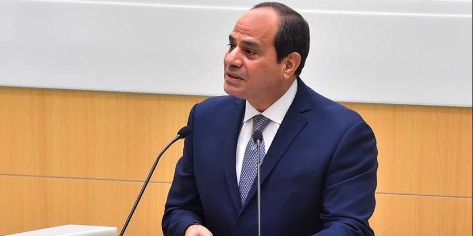 زعيم الأغلبية يتحدث عن مشاركة السيسي بمؤتمر باليرمو: القاهرة تدعم استقرار المنطقة