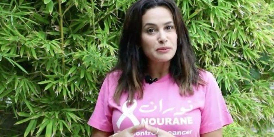 هند صبرى تواجه سرطان الثدى بالجرى.. تعرف على التفاصيل