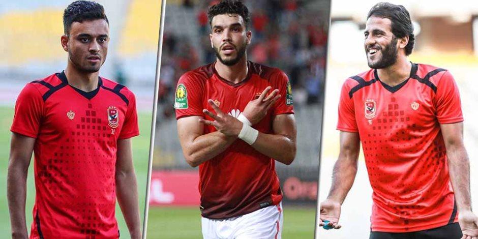 الأهلي بمن حضر.. هل يعوض مروان وصلاح محسن غياب «أزارو» في مباراة الترجي؟