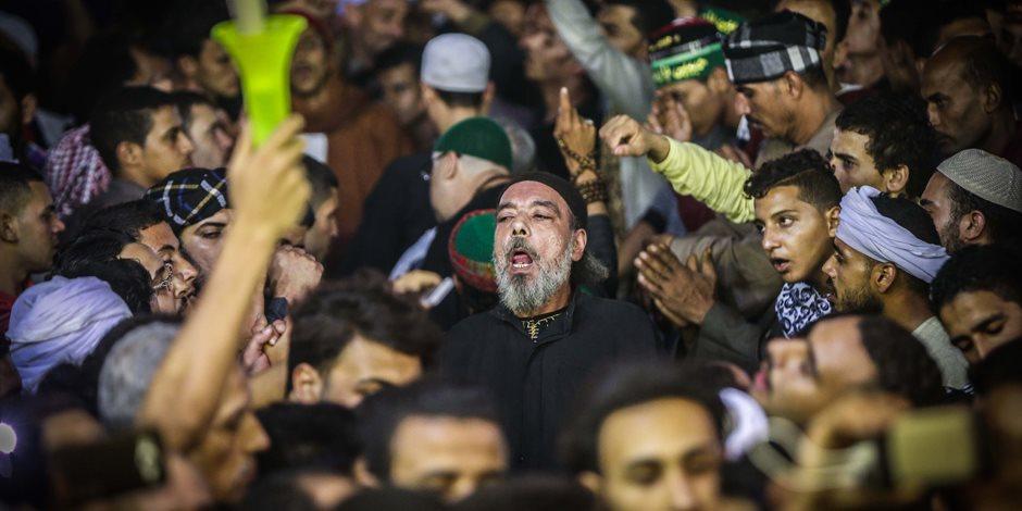 الليلة الكبيرة والعالم كتيرة.. هكذا احتفلت الطرق الصوفية بمولد السيد البدوي (فيديو وصور)