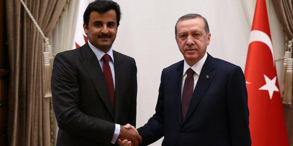 """هل يهرب """"الأمير"""" إلى أنقرة.. لماذا يجهز تميم ملجئا سريا في تركيا؟ (فيديو)"""