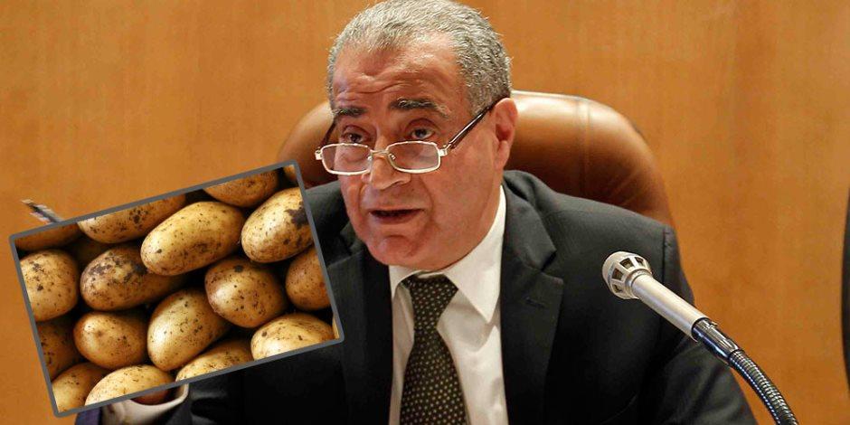 أزمة برلمانية بعد اعتذار الحكومة عن «مصادرة البطاطس»