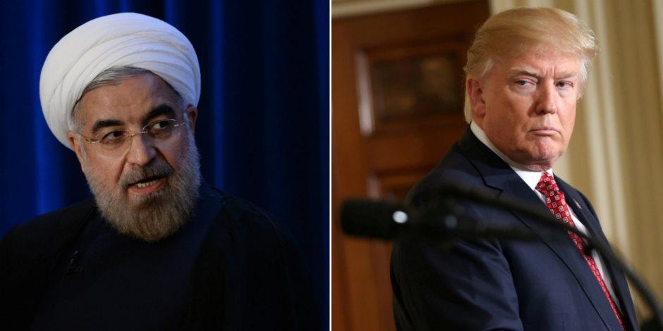 أمريكا تشدد الخناق على طهران والأخيرة تتوعد برد قاسي.. باحث إيراني: روحاني يناور ترامب