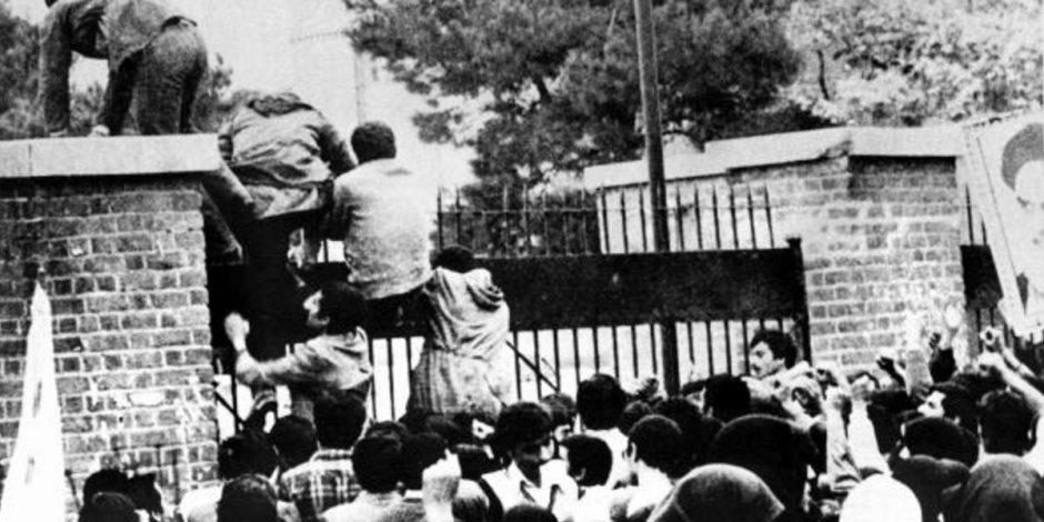 ذكرى سقوط السفارة الأمريكية في طهران.. قصة الاستيلاء على وكر الجاسوسية