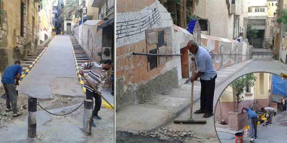 لماذا تجاهلت منزل «سيد درويش»؟.. حكاية مبادرة «يوم في حب الإسكندرية» (صور)