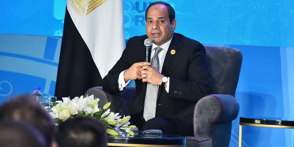 نص حوار السيسي مع الإعلامية زوريال إدوالى.. عن إرادة المصريين وتعايشهم المشترك (فيديو)