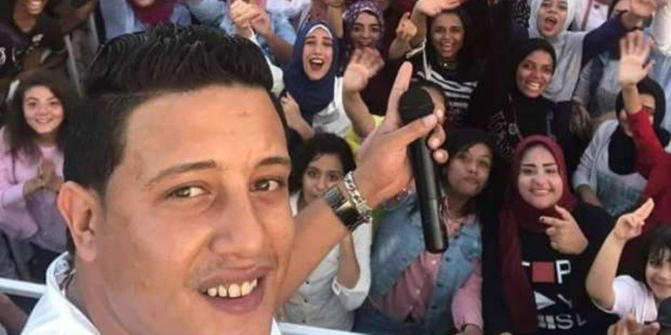 """تأييد حكم حبس """"حمو بيكا"""" 3 أشهر مع الشغل والنفاذ للغناء بدون ترخيص"""