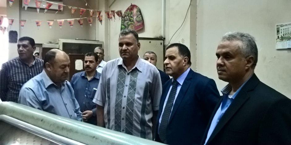 جولات ليلية تعيد الانضباط لسكك حديد مصر.. ماذا فعل رئيس الهيئة في شرق الدلتا؟