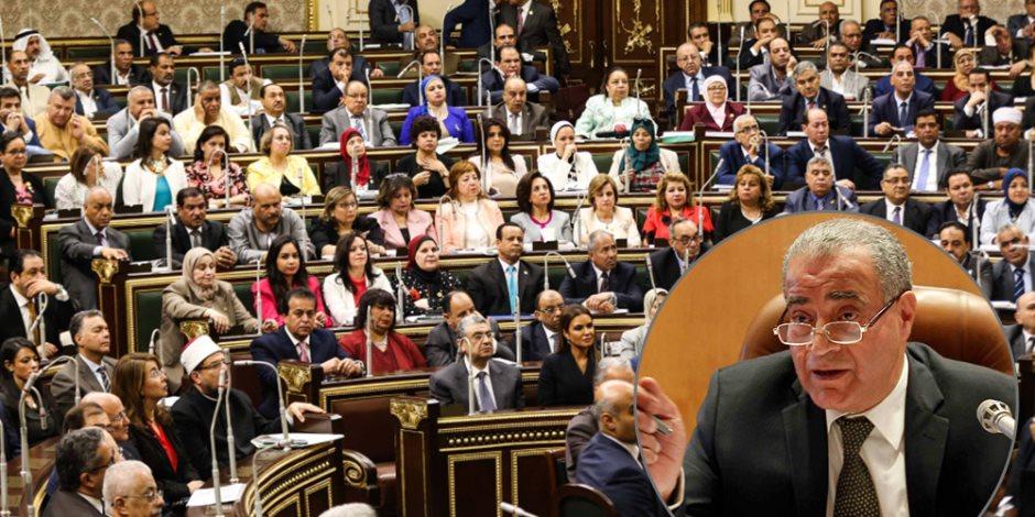 بعد تصريحات وزير التموين.. برلمانيون يردون على «المصيلحي» بشأن مستحق الدعم