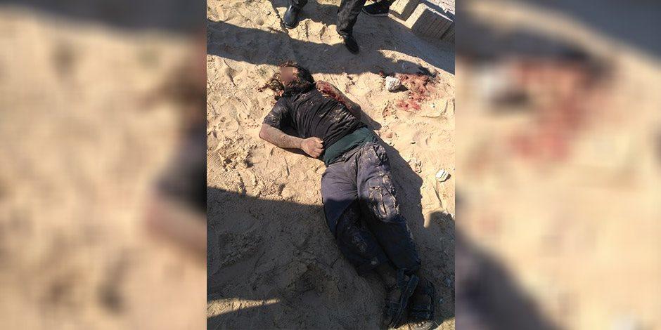 قوات الأمن المركزي تحبط هجوما انتحاريا بالطريق الدائري بالعريش