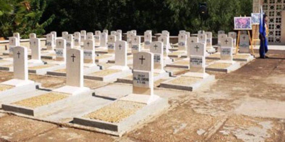 80 جنديا فرنسيا يرقدون في مقابر الشاطبي.. قصة تخليد مصر لضحايا الحرب العالمية الأولى