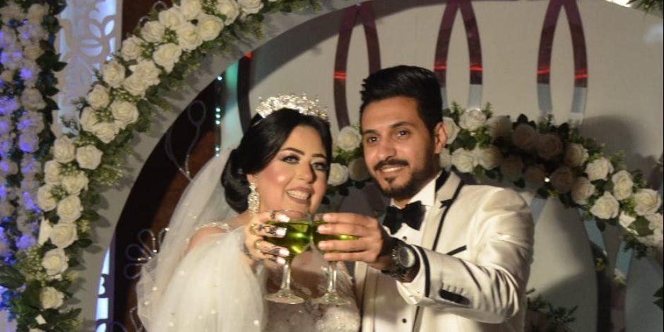 «صوت الأمة» تهنئ الزميل محمد سعد الجزار بحفل زفافه