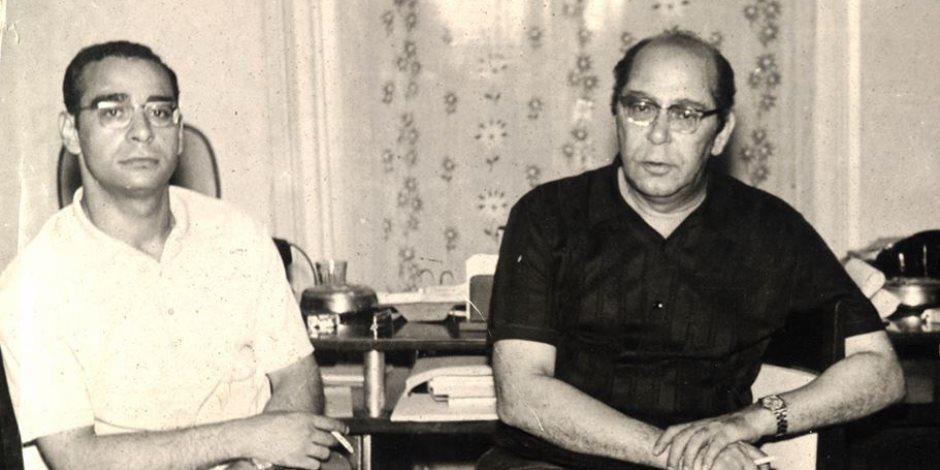 في ذكرى رحيل الشاعر والمثقف والفنان.. قصة اكتشاف عبد الرحمن الخميسي لـ«سعاد حسني»