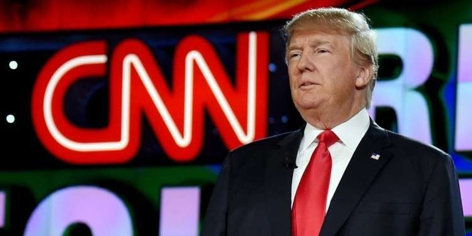 """قرار سحب تصريح دخول مراسل الشبكة نهائي.. ماذا قال البيت الأبيض عن مقاضاة """"سى إن إن"""" لـ""""ترامب""""؟"""