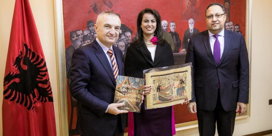 مصر تشارك فى البرلمان الدولي للتسامح والسلام بألبانيا (صور)