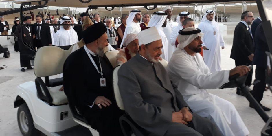 رؤية إسلامية لحقوق الطفل.. النص الكامل لكلمة شيخ الأزهر في ملتقى الأديان بالإمارات