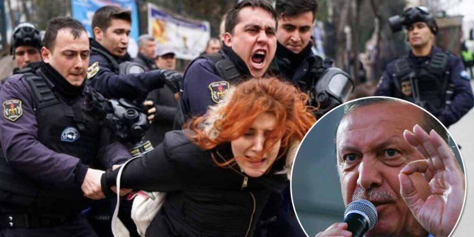 جزار يقتل معارضيه.. قصص بشعة لتعذيب سجناء أتراك حتى الموت في سلخانات أردوغان