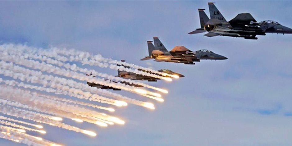 دير الزور تحت قصف المقاتلات.. غارات التحالف توقع 30 قتيلا مدنيا في سوريا