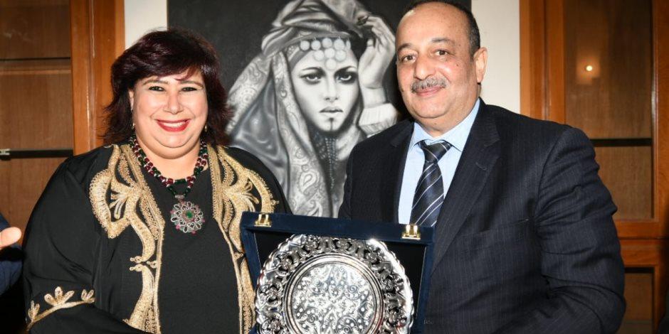 الايام الثقافية المصرية تنطلق في «وجدة» وفرقة الموسيقى العربية تصدح في المغرب