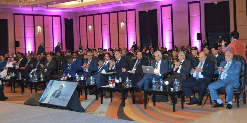 بدء أعمال المؤتمر العربي السابع عشر للأساليب الحديثة في إدارة المستشفيات