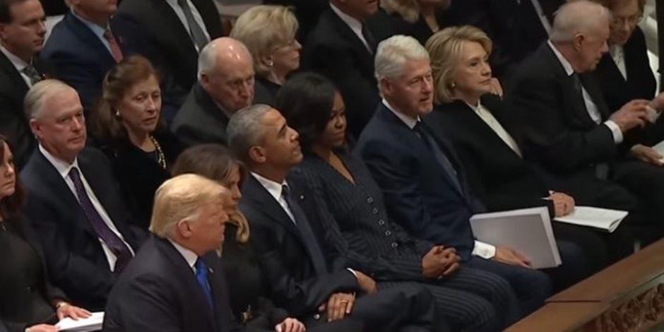 ميلانيا VS هيلاري كلينتون.. حكايات كيد النساء في أمريكا (فيديو)