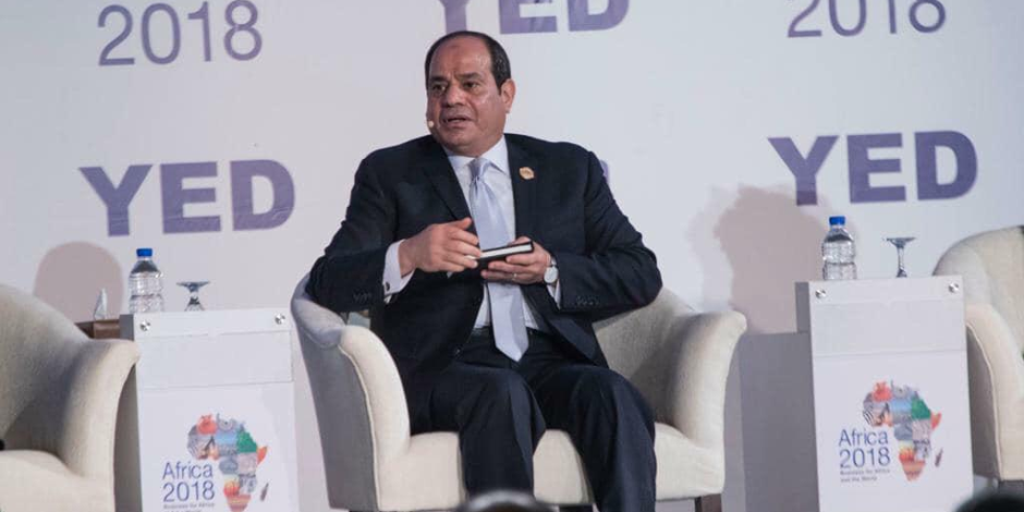 تحت مظلة صندوق تحيا مصر.. «شارع 306» يتولى ضيافة المشاركين في مؤتمر إفريقيا 2018 (فيديو)
