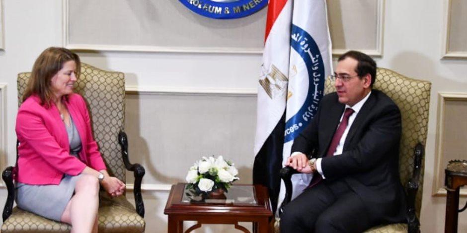 مصر تقود أفريقيا.. استثمارات بترولية ضخمة ودعم فني ونقل خبرات