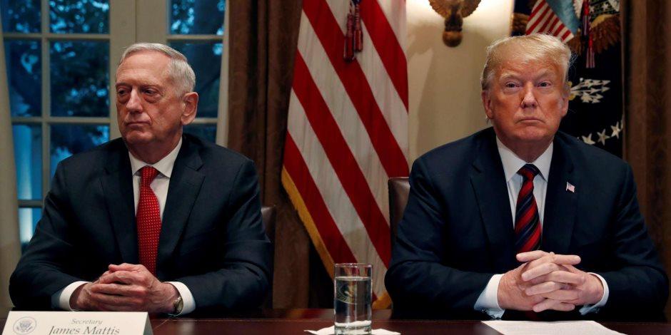 الرئيس الأمريكي في دائرة الضوء.. هل تضع استقالة «ماتيس» ترامب في مرمى نيران الكونجرس؟