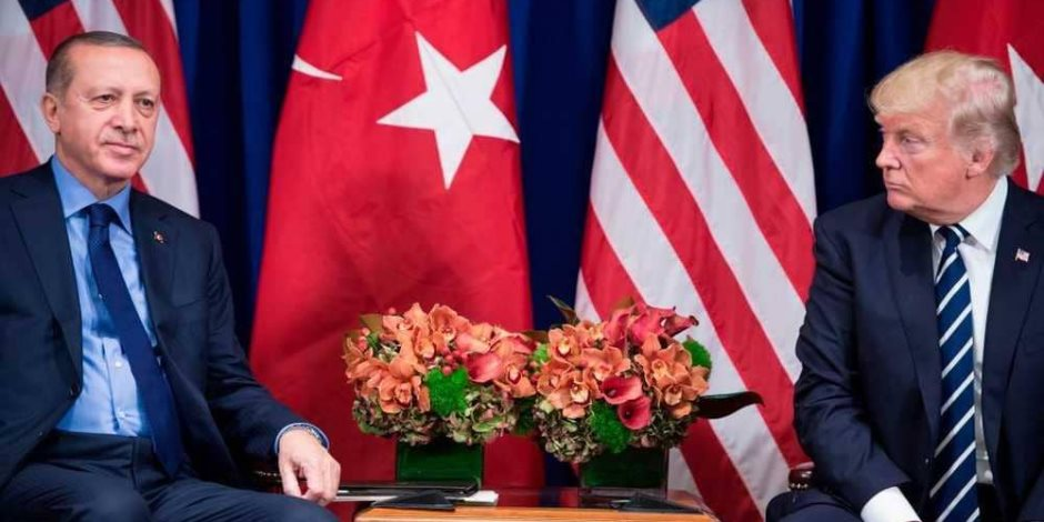 دونالد ترامب تنازل لأردوغان عن سوريا.. سر المكالمة التي سبقت قرار الانسحاب الأمريكي