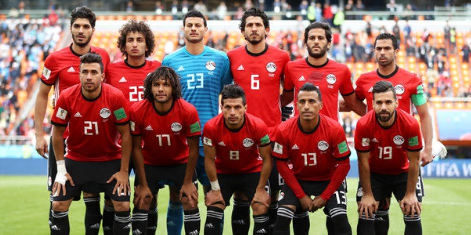 التشكيل المتوقع لمنتخب مصر أمام تنزانيا الليلة