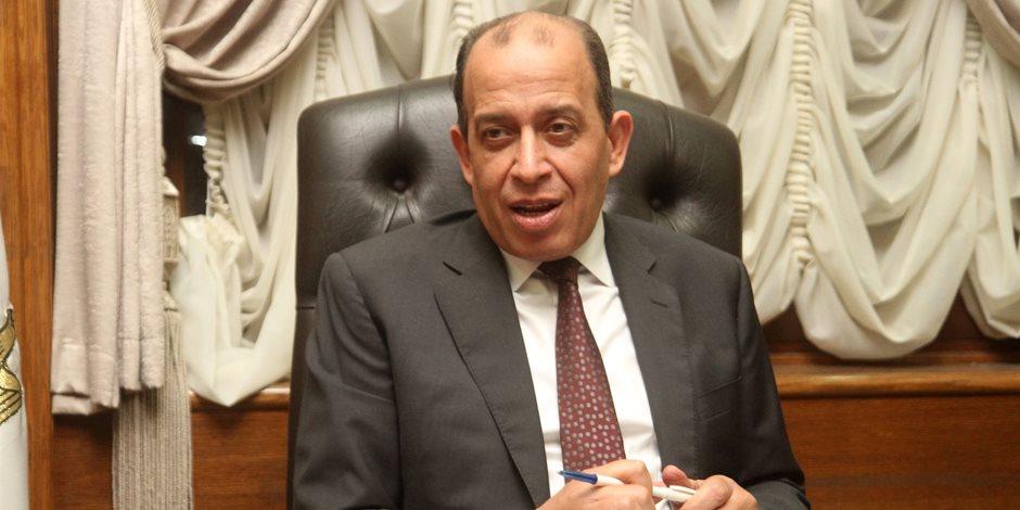 تفاصيل الاستراتيجية الشاملة لتطوير منظومة العدالة فى مصر.. رئيس نادي القضاة يجيب